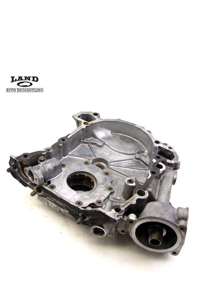 LAND ROVER P38 ENGINE MOTOR TIMING CHAIN COVER OIL PUMP