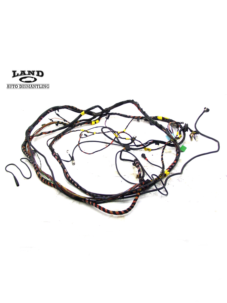 land rover p38 interior cabin wire wiring harness lhd  left