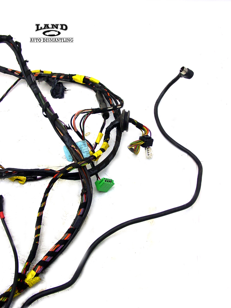 land rover p38 interior cabin wire wiring harness lhd left ebay