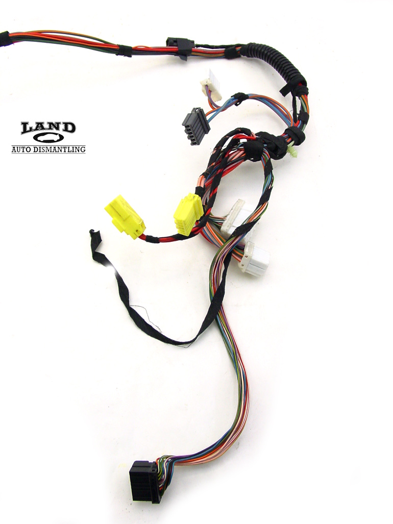 Jaguar Xj6 X300 Front Seat Wiring Wire Harness Passenger  Right