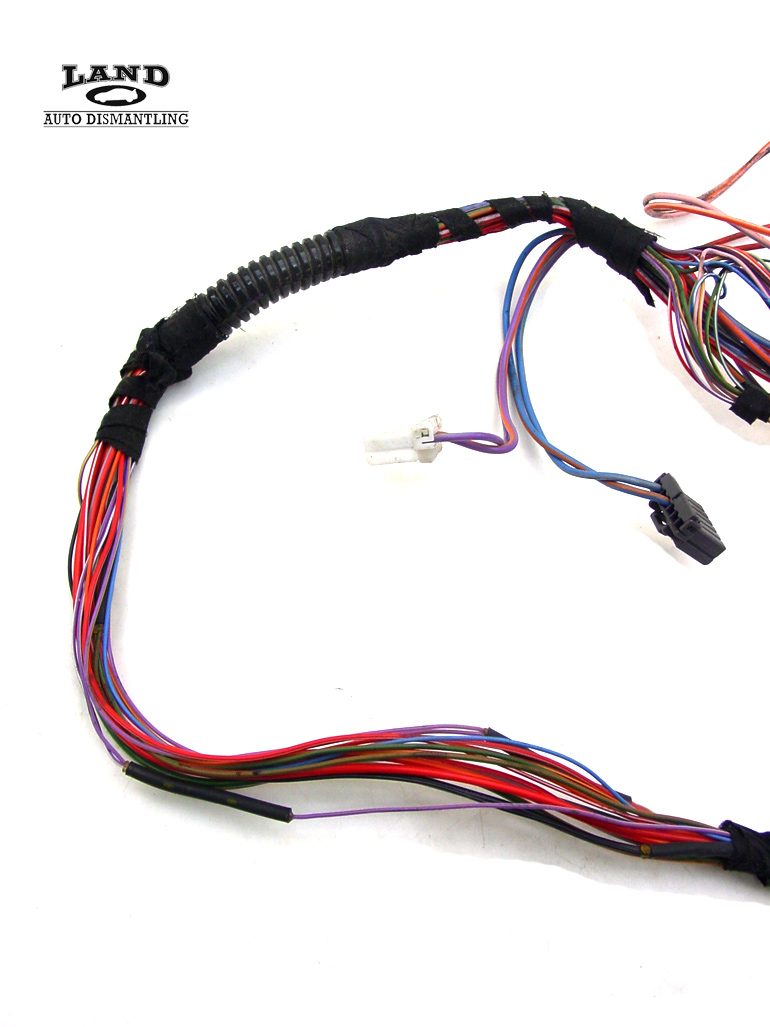 Jaguar Xj6 X300 Front Passenger  Right Seat Wiring Wire Harness Computer  Switch
