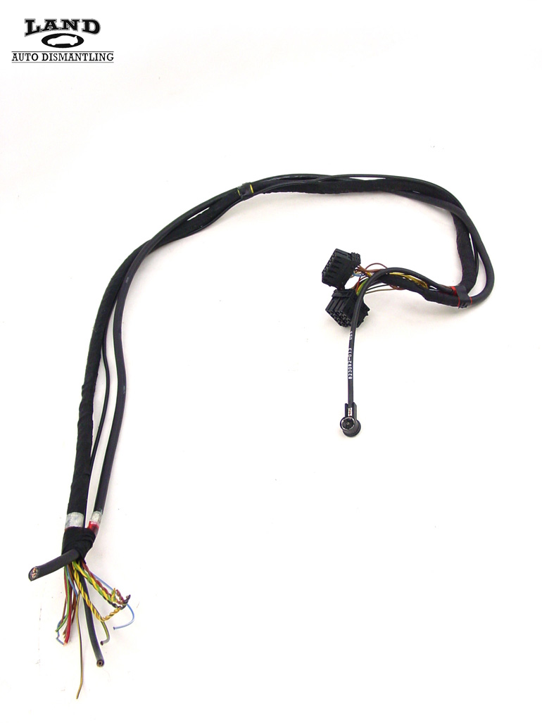 wire harness connectors audio