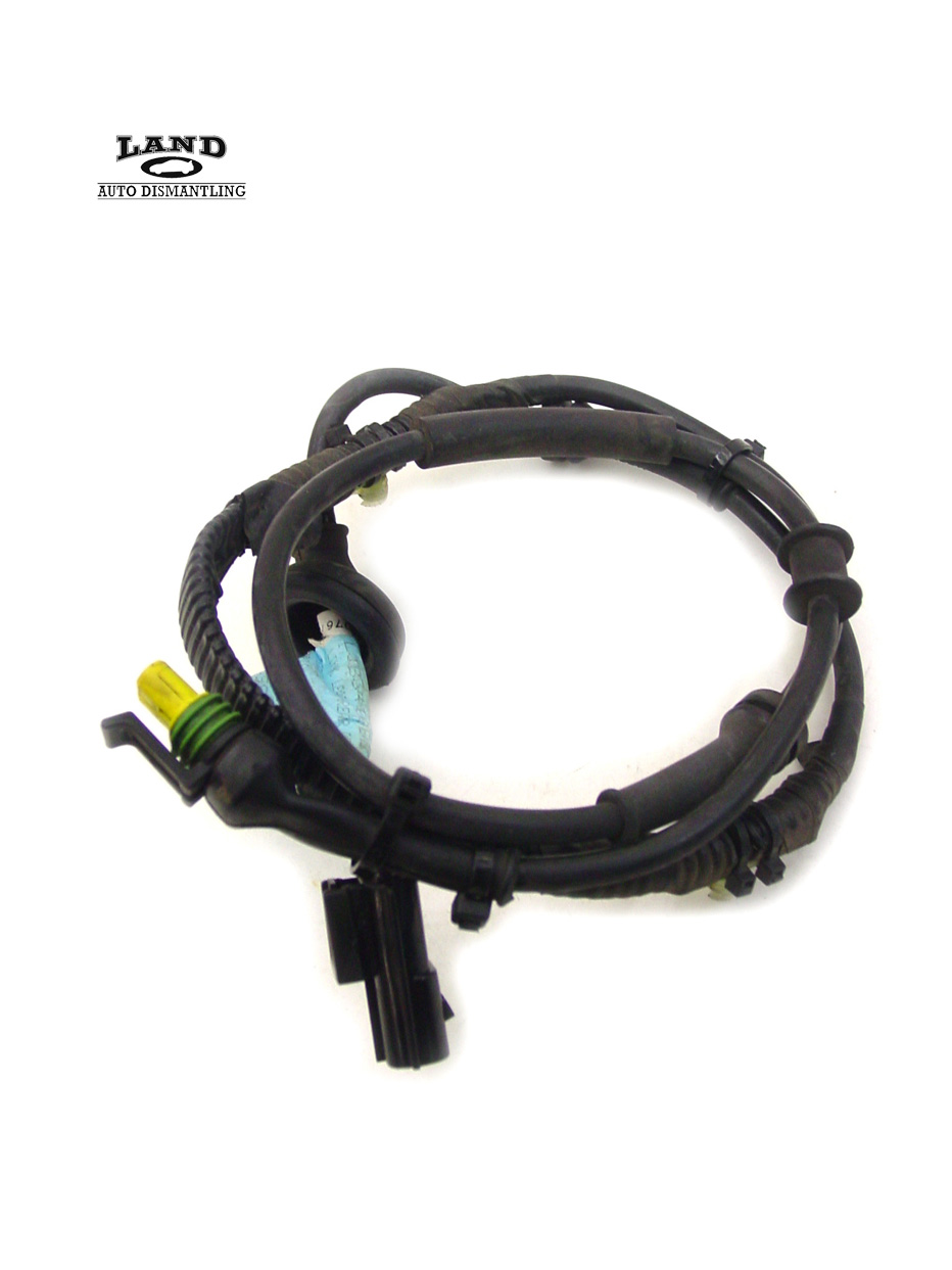 abs wiring harness jaguar x100 abs rear abs wheel speed sensor connector wire ... 2001 ford f150 abs wiring diagram #14