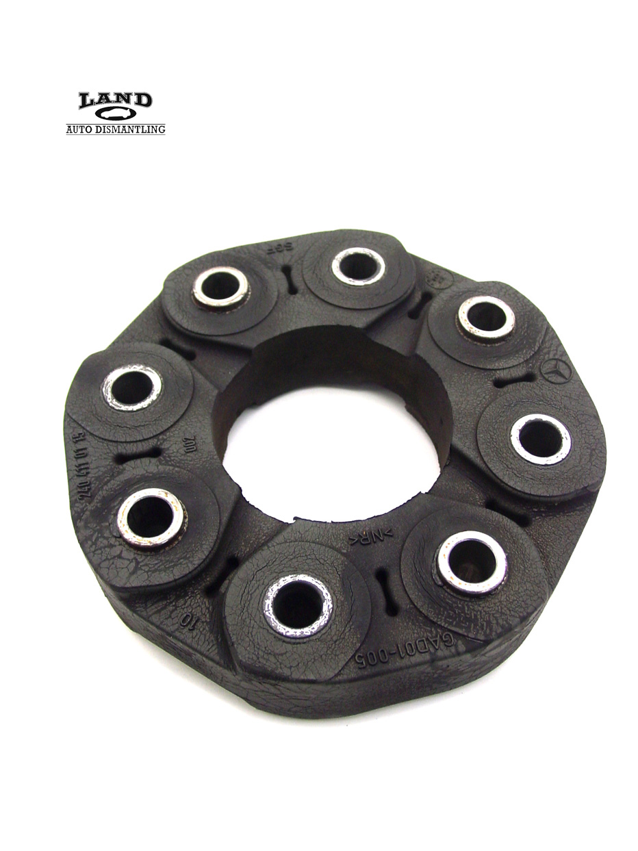 Mercedes w220 s class drive shaft driveshaft bushing flex for Flex disk mercedes benz