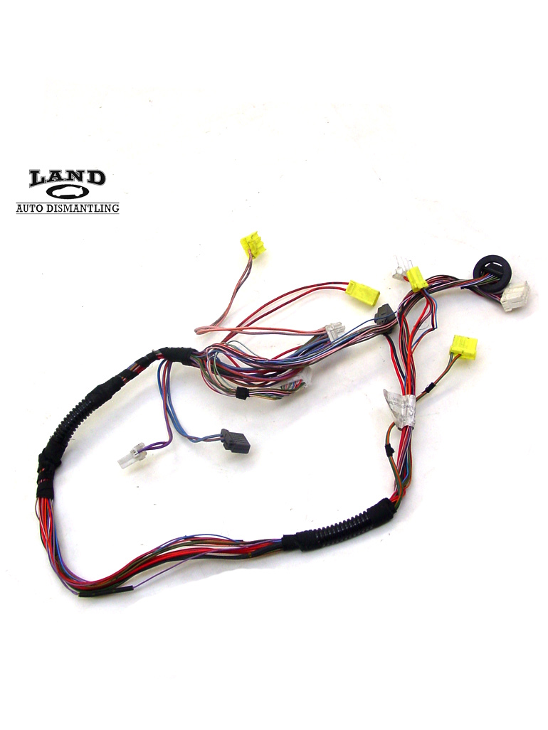 Jaguar Wiring Harness Basic Guide Diagram X Type Xj6 X300 Front Passenger Right Seat Wire E Radio